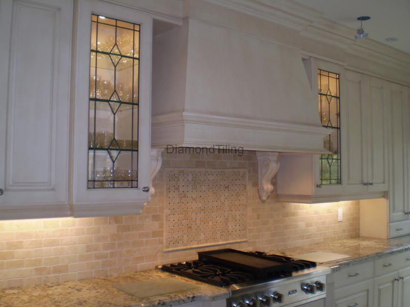 2X4 Tile Backsplash Submited Images